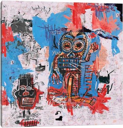 Brooklyn Canvas Art Print