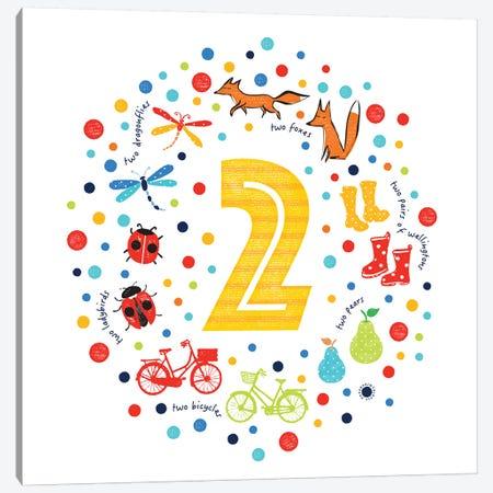 2 3-Piece Canvas #PPX2} by PaperPaintPixels Art Print