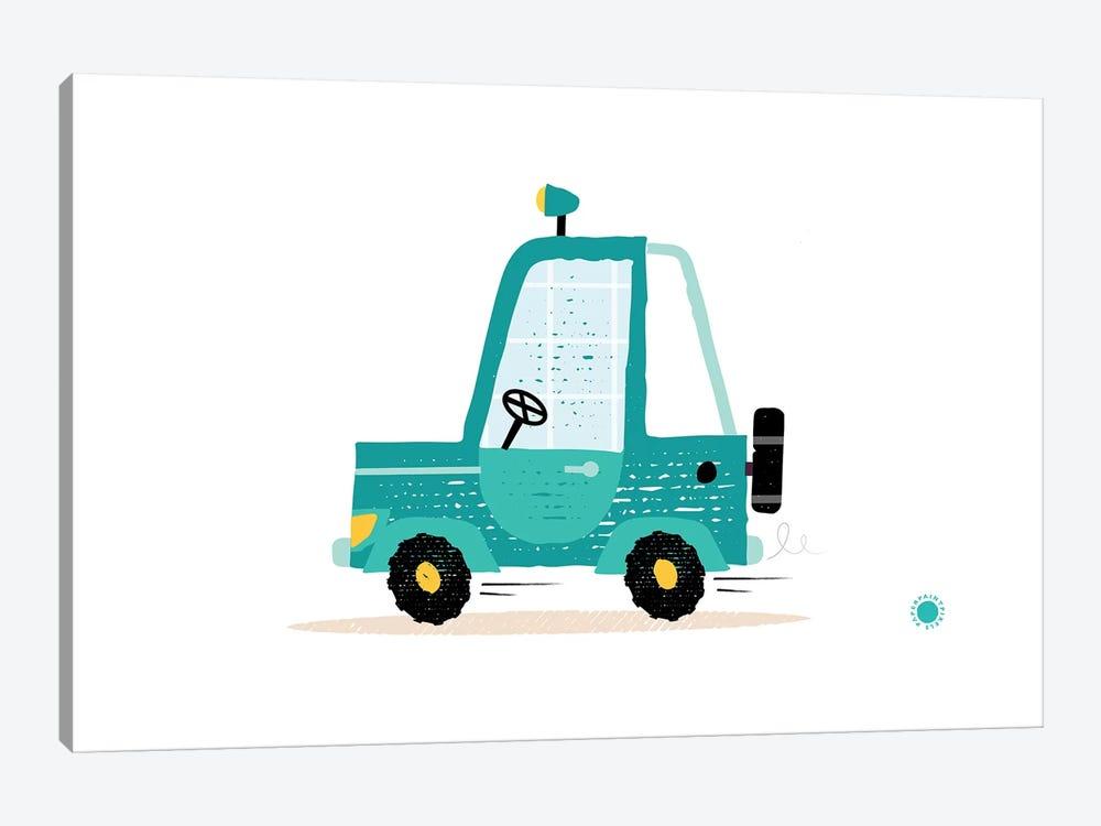 Jeep by PaperPaintPixels 1-piece Canvas Artwork