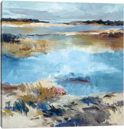 Water Way Canvas Art Print