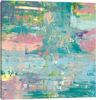 Islands Abstract I Canvas Art Print
