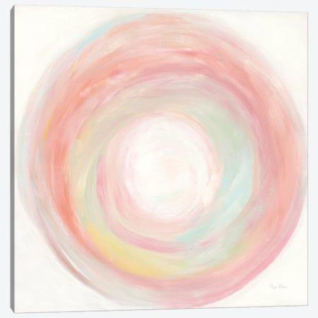 Tropical Swirl I Canvas Print #PRH13} by Piper Rhue Canvas Art