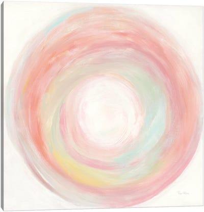 Tropical Swirl I Canvas Art Print