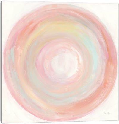 Tropical Swirl II Canvas Art Print