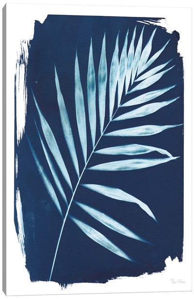 Nature By The Lake - Frond II Canvas Art Print