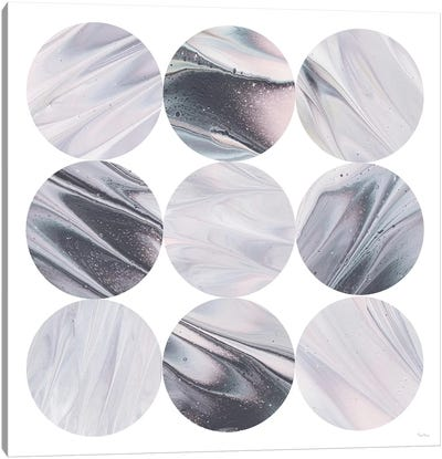 Dark Matter IV Canvas Art Print