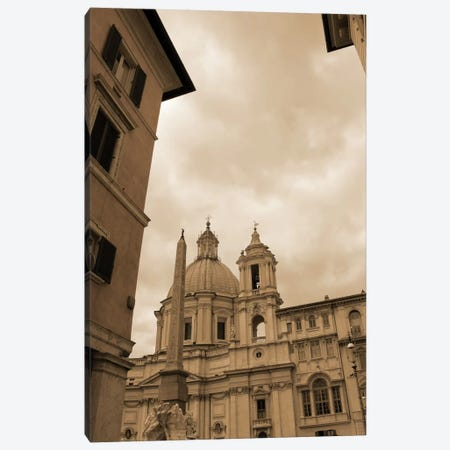 Architettura di Italia I Canvas Print #PRK1} by Greg Perkins Canvas Art Print