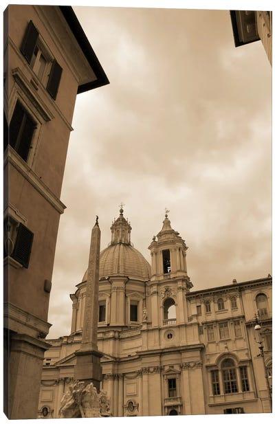 Architettura di Italia I Canvas Art Print