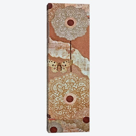 Lace Flower I Canvas Print #PRK21} by Greg Perkins Canvas Artwork