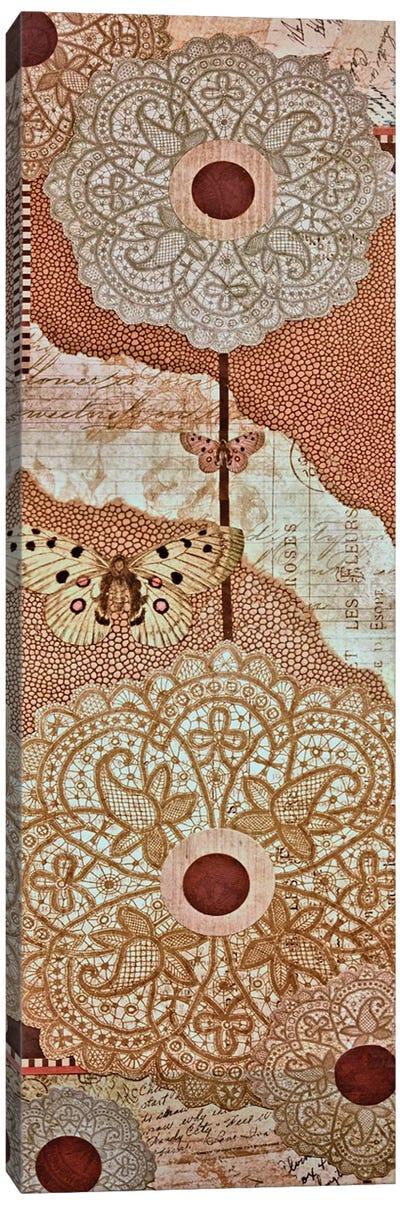Lace Flower I Canvas Art Print
