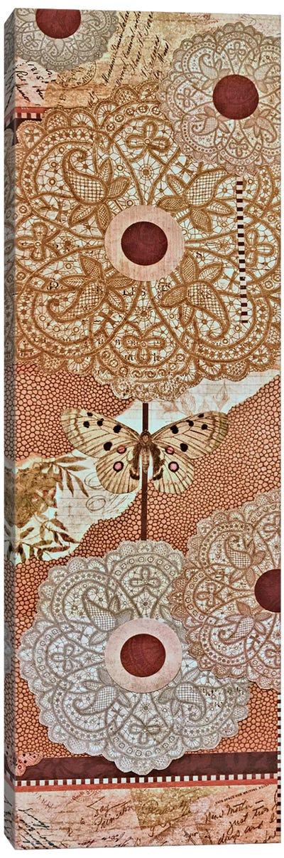Lace Flower II Canvas Art Print