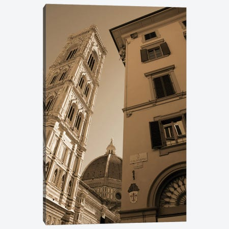 Architettura di Italia II Canvas Print #PRK2} by Greg Perkins Canvas Print