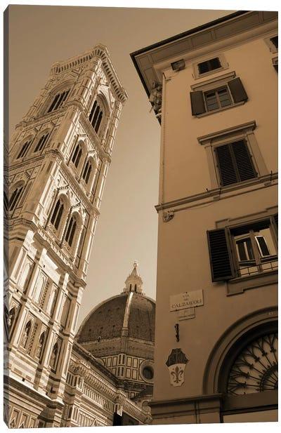Architettura di Italia II Canvas Art Print
