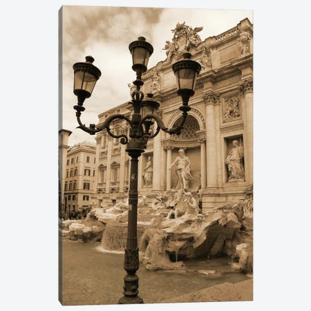 Architettura di Italia III Canvas Print #PRK3} by Greg Perkins Art Print