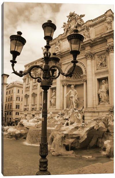 Architettura di Italia III Canvas Art Print