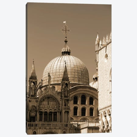 Architettura di Italia IV Canvas Print #PRK4} by Greg Perkins Canvas Wall Art