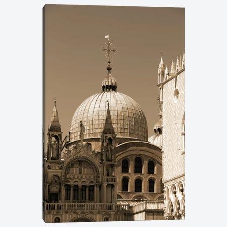 Architettura di Italia IV Canvas Print #PRK4} by Greg Perkins Canvas Wall Art
