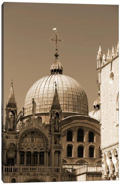 Architettura di Italia IV Canvas Art Print