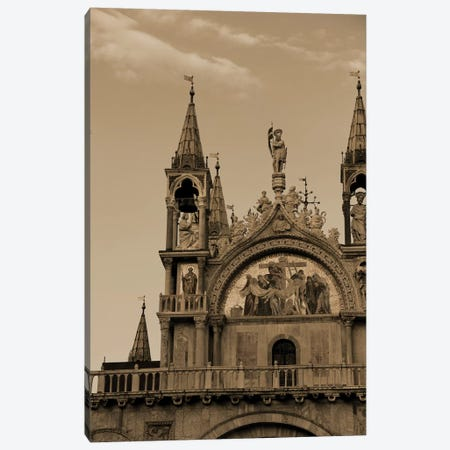 Architettura di Italia V Canvas Print #PRK5} by Greg Perkins Canvas Artwork