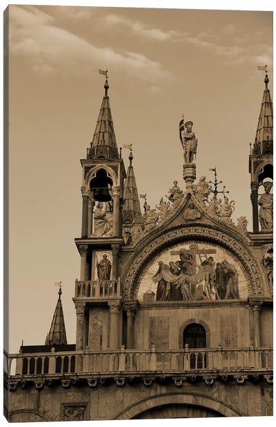 Architettura di Italia V Canvas Art Print