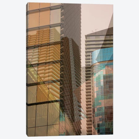 Double Take I Canvas Print #PRK6} by Greg Perkins Canvas Wall Art