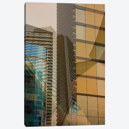 Double Take II Canvas Print #PRK7} by Greg Perkins Canvas Wall Art