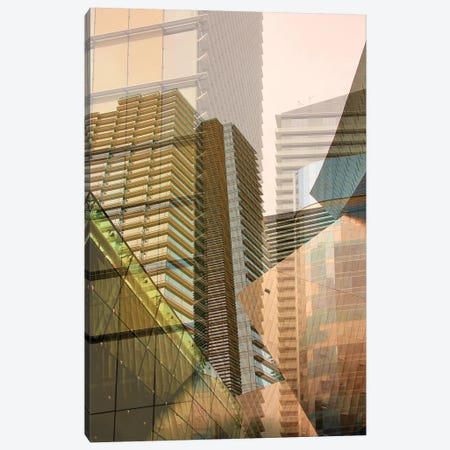 Double Take III Canvas Print #PRK8} by Greg Perkins Art Print