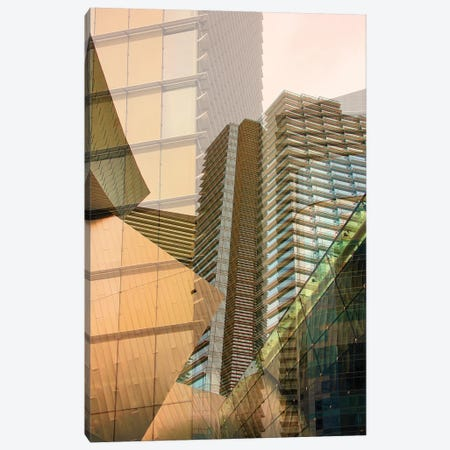 Double Take IV Canvas Print #PRK9} by Greg Perkins Canvas Art Print
