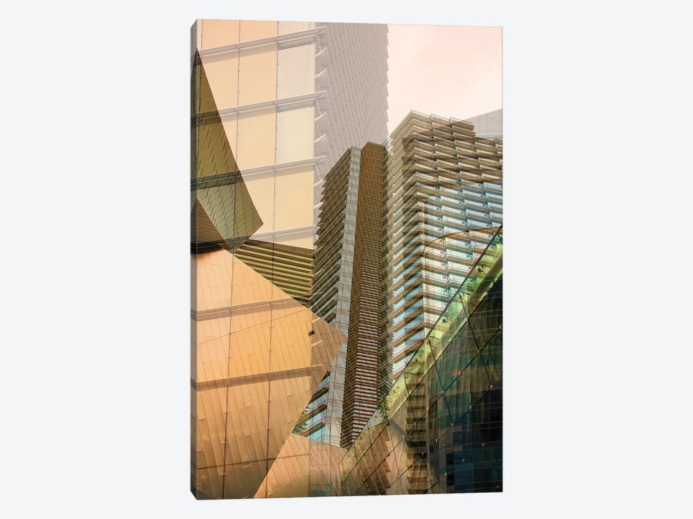 Double Take IV by Greg Perkins 1-piece Canvas Art Print