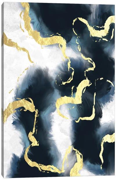 Electric Fusion I Canvas Art Print