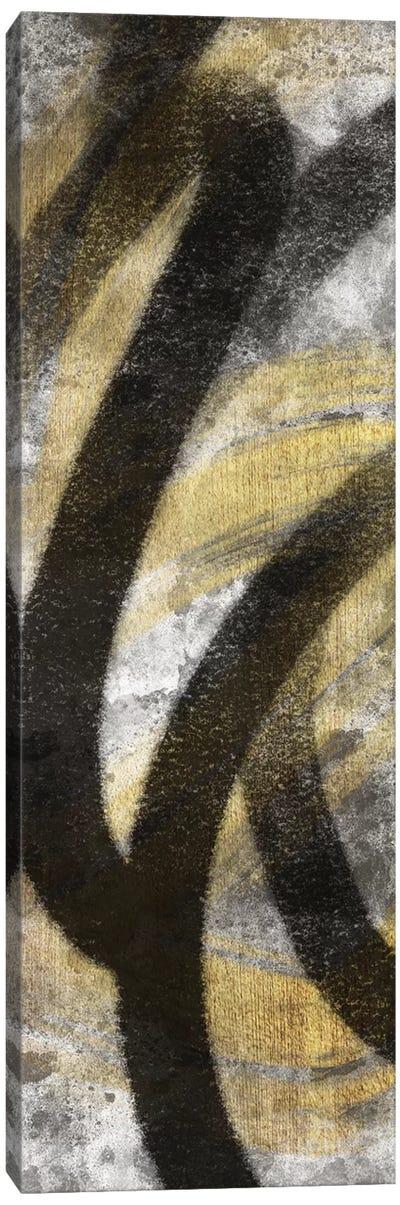 Striking Marks Neutral I Canvas Art Print