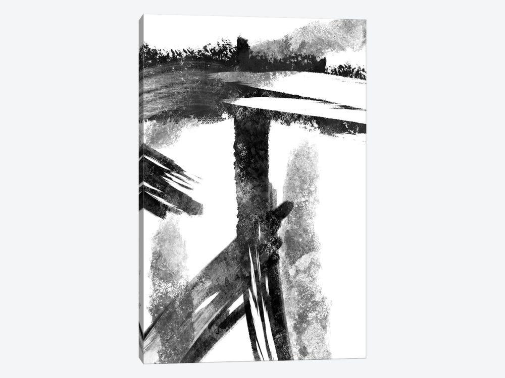 Striking Seams I by Marcus Prime 1-piece Canvas Print