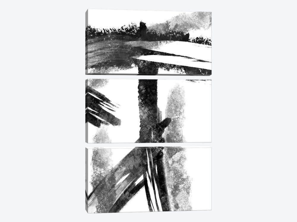 Striking Seams I by Marcus Prime 3-piece Art Print