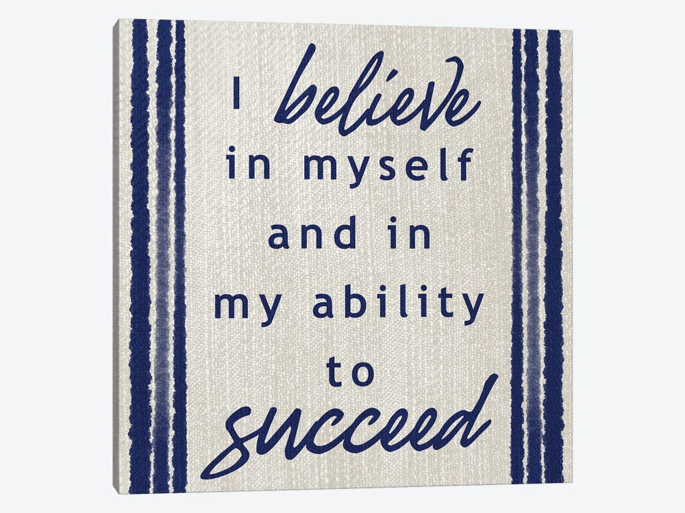 Belief In Success by Marcus Prime 1-piece Canvas Art