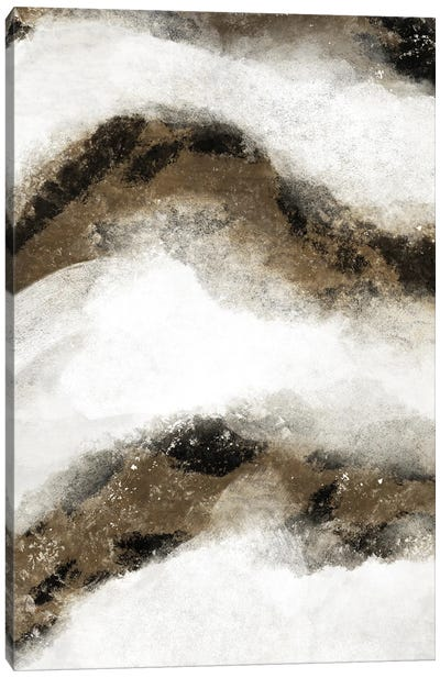 Rocking Waves I Canvas Art Print