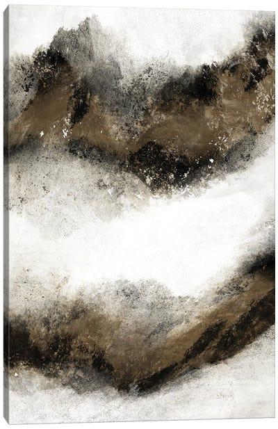Rocking Waves II Canvas Art Print