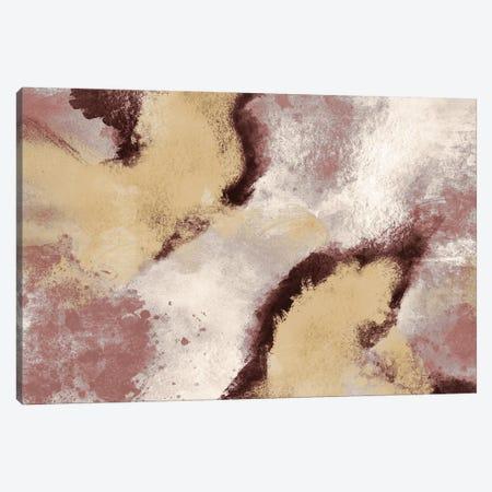 Unrefined Burst I Canvas Print #PRM138} by Marcus Prime Art Print