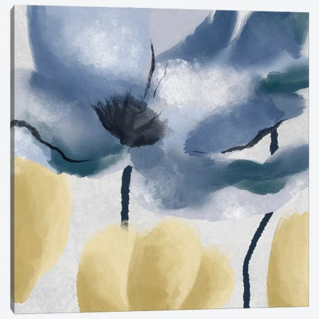Winded Bloom I 3-Piece Canvas #PRM141} by Marcus Prime Canvas Artwork