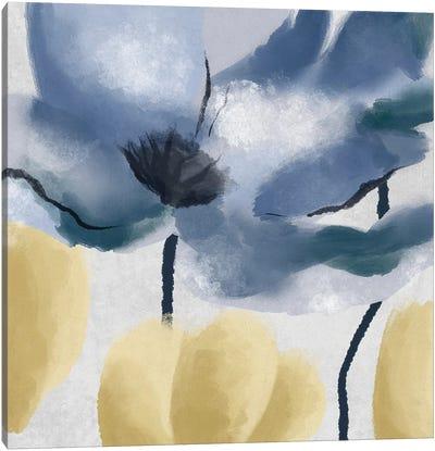 Winded Bloom I Canvas Art Print