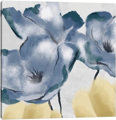 Winded Bloom II Canvas Art Print