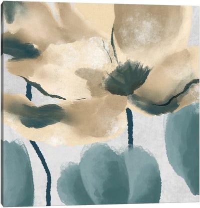 Winded Bloom III Canvas Art Print