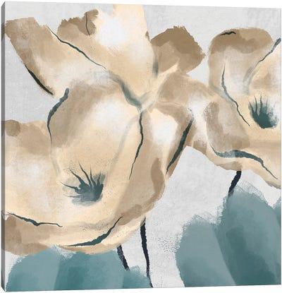 Winded Bloom IV Canvas Art Print