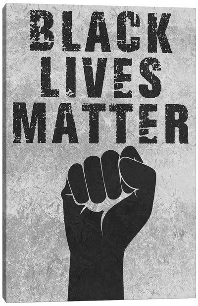 Black Lives Matter Canvas Art Print