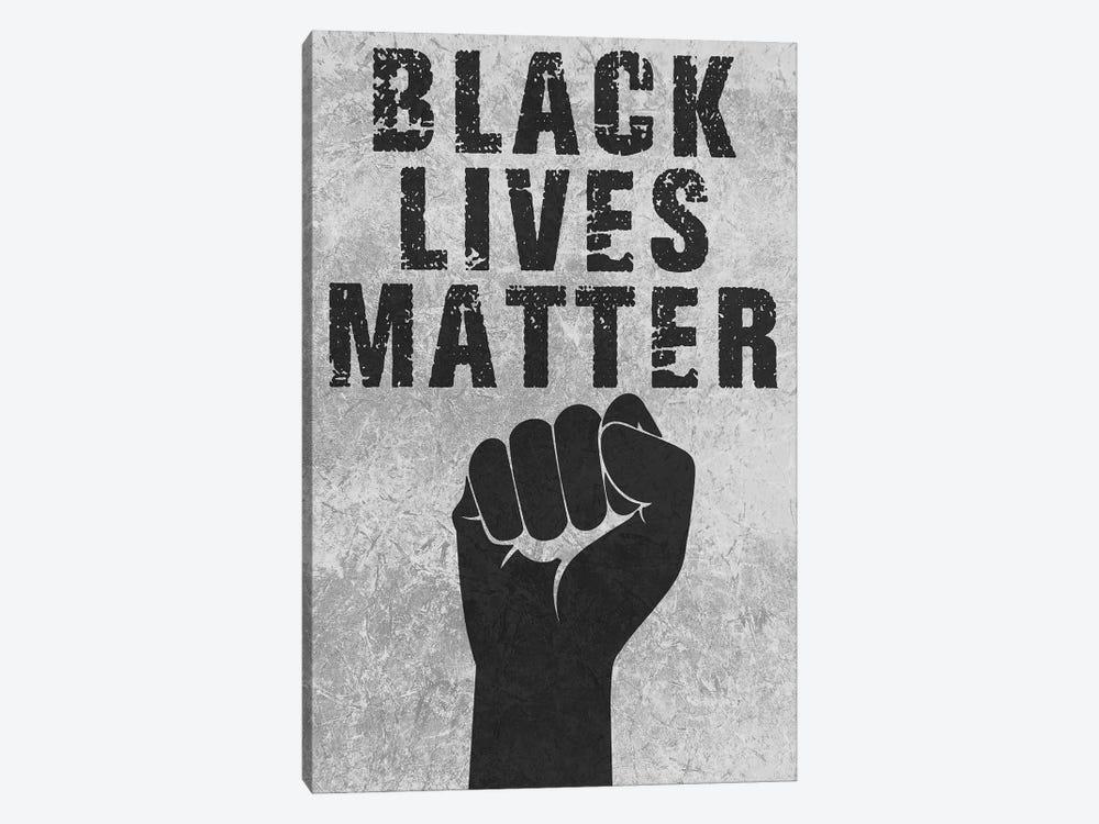 Black Lives Matter by Marcus Prime 1-piece Canvas Art