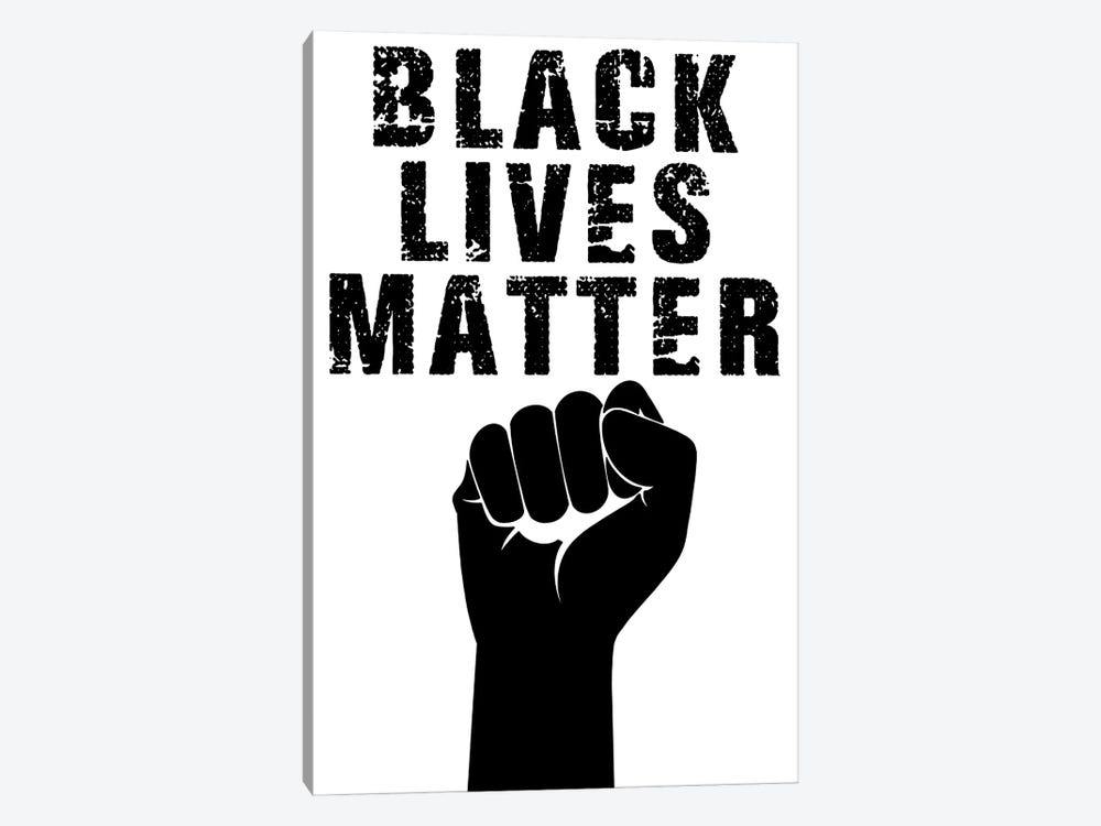Black Lives Matter II by Marcus Prime 1-piece Art Print