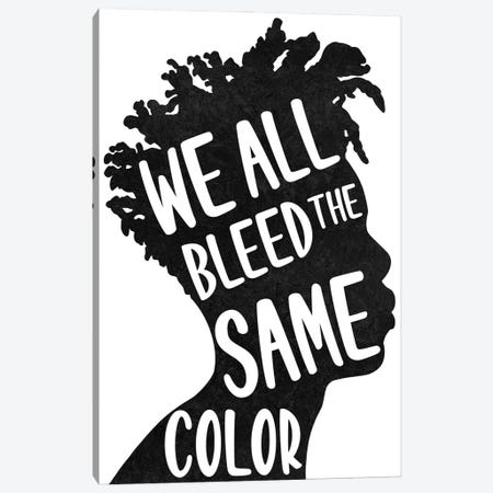 Color Equality I Canvas Print #PRM157} by Marcus Prime Canvas Wall Art