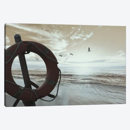 Saving Grace II Canvas Print #PRM15} by Marcus Prime Canvas Artwork