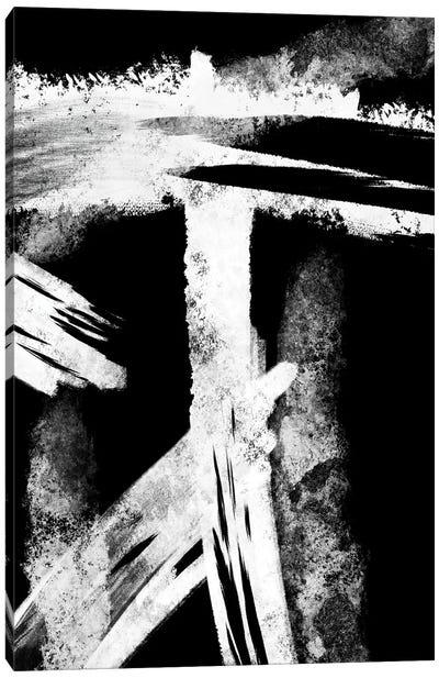 Reversed Seams I Canvas Art Print
