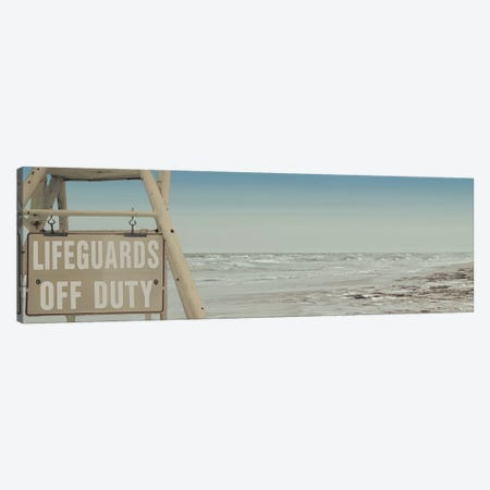 Watchful Lifeguard II Canvas Print #PRM19} by Marcus Prime Canvas Art Print