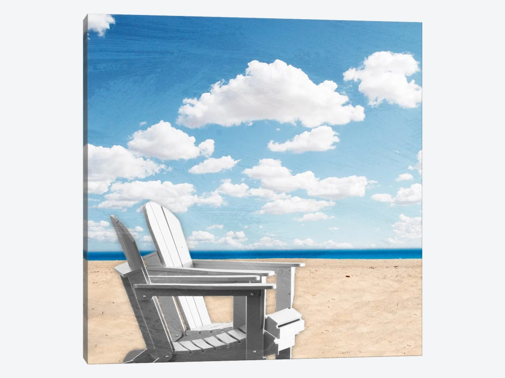 Beach Relaxing I by Marcus Prime 1-piece Art Print